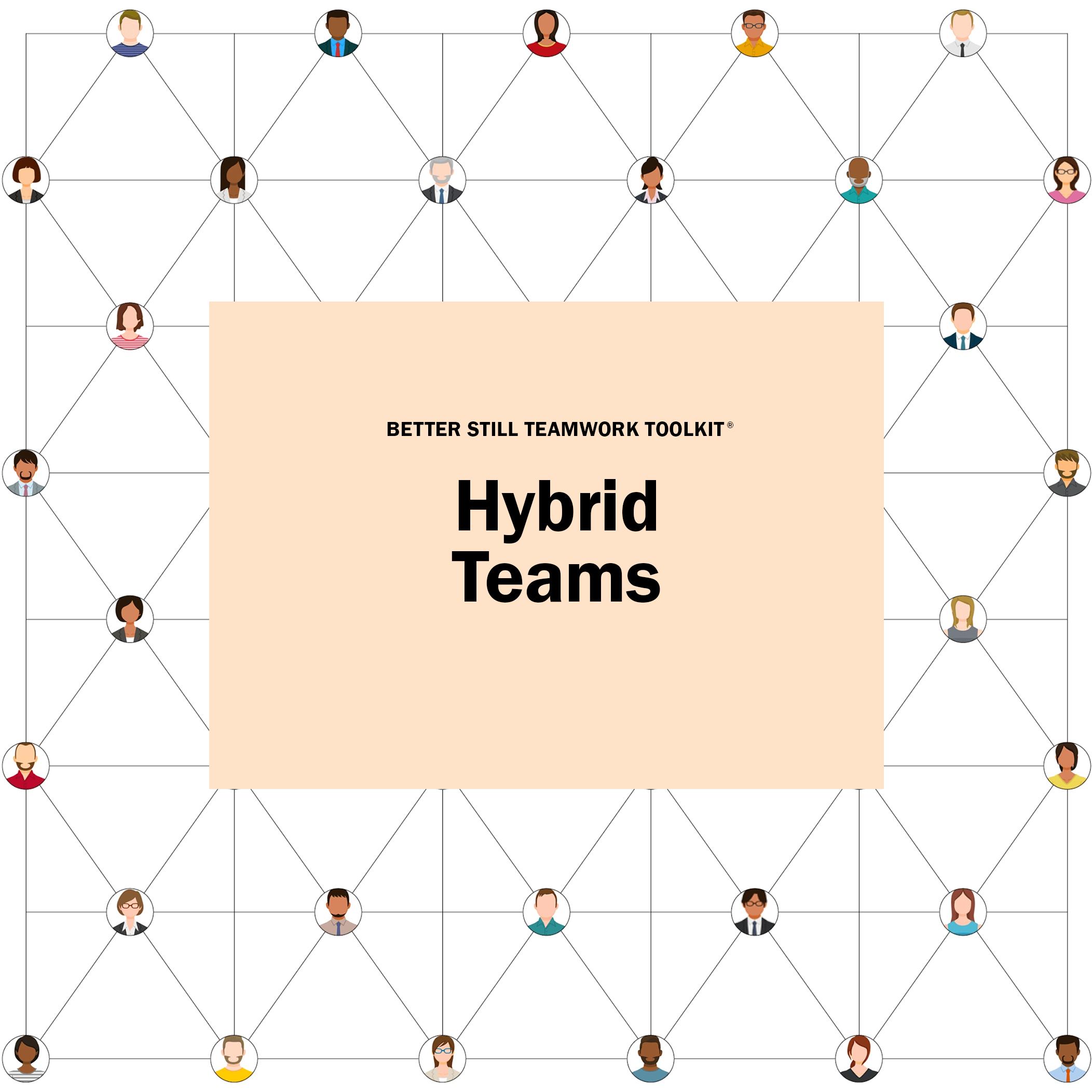 Better Still Teamwork Toolkit for Hybrid Teams