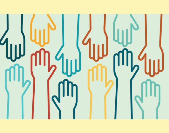 Co-Create Change Better Still Blog hands graphic