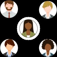 Better Still HR Team graphic icon